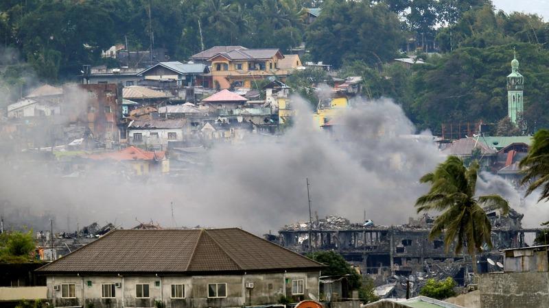 'Big possibility' Malaysian militant leader killed in Marawi