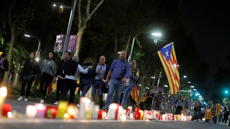 Catalonia crisis: Spain to suspend autonomy