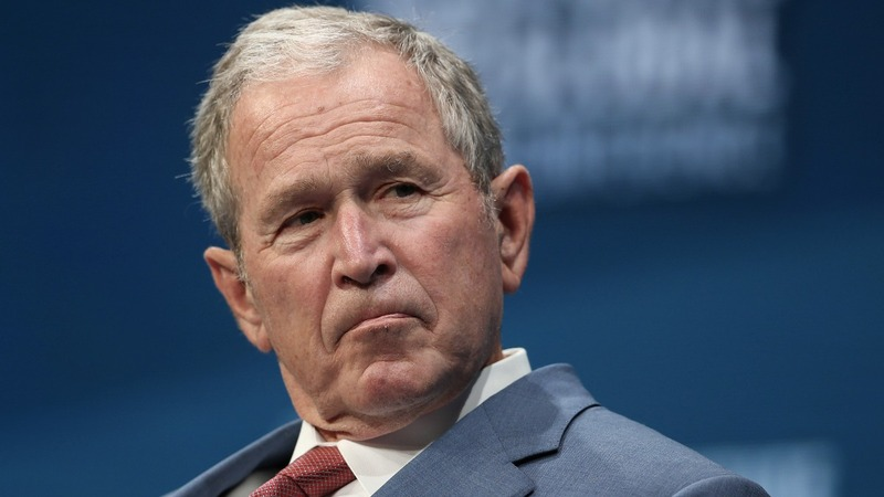 VERBATIM: 'Bigotry seems emboldened' -George W. Bush