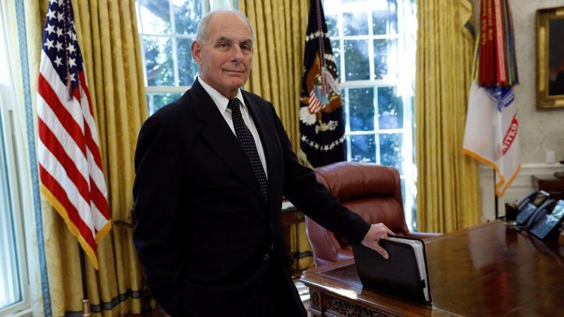 VERBATIM: Kelly 'stunned' by Congresswoman's criticism