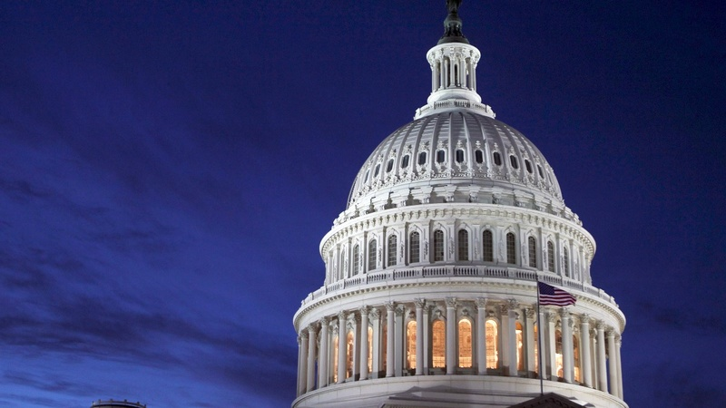 U.S. Senate passes budget bill crucial to GOP tax reform push