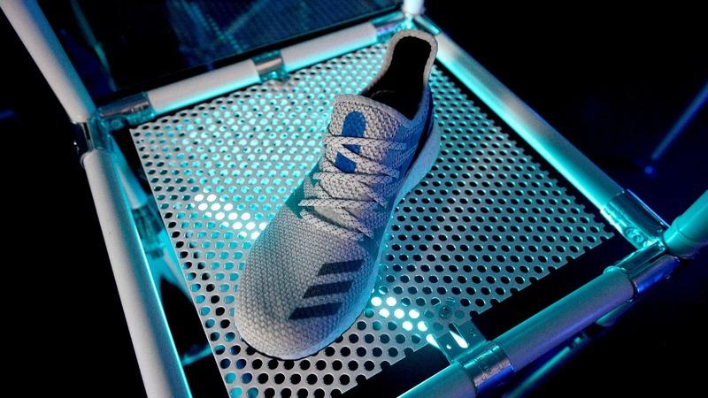 Adidas launches its robotic shoe run