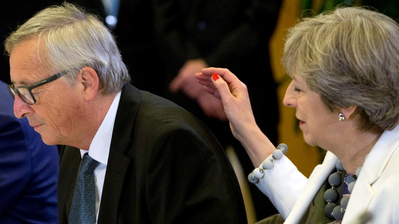 May leaves Brussels with dignity, but no deal