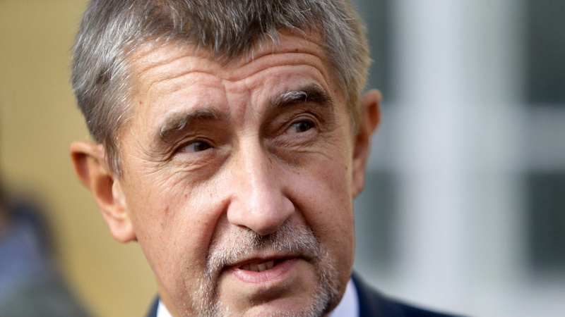 Billionaire Czech set to win big in election