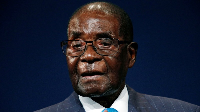 Shock as Mugabe is named a WHO goodwill envoy
