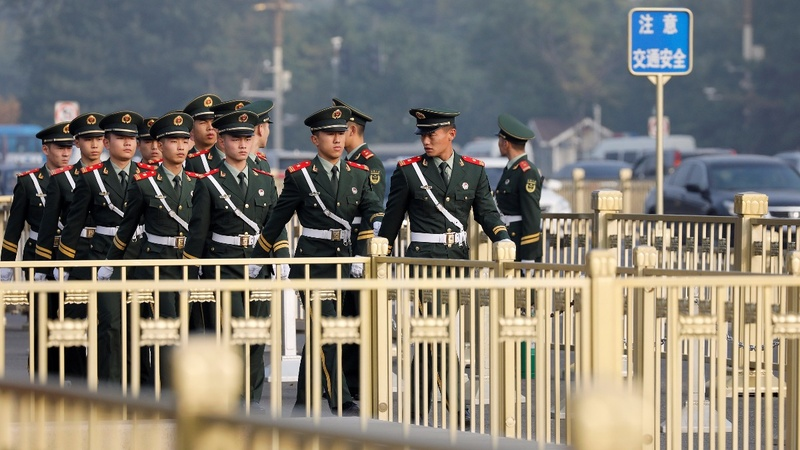 China summit sees dissidents take forced 'vacations'