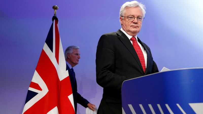 A Brexit fix takes shape behind the scenes