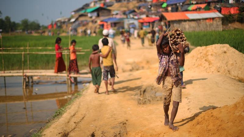 Bangladesh says Rohingya refugees must go home