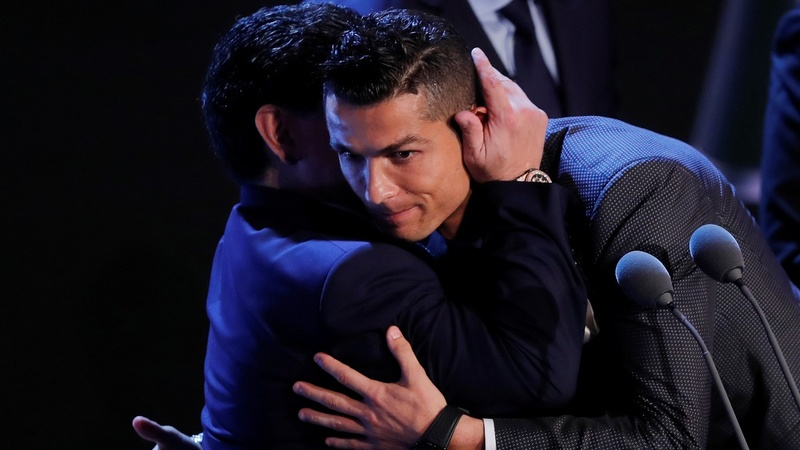 INSIGHT: Ronaldo wins FIFA's 'The Best' award