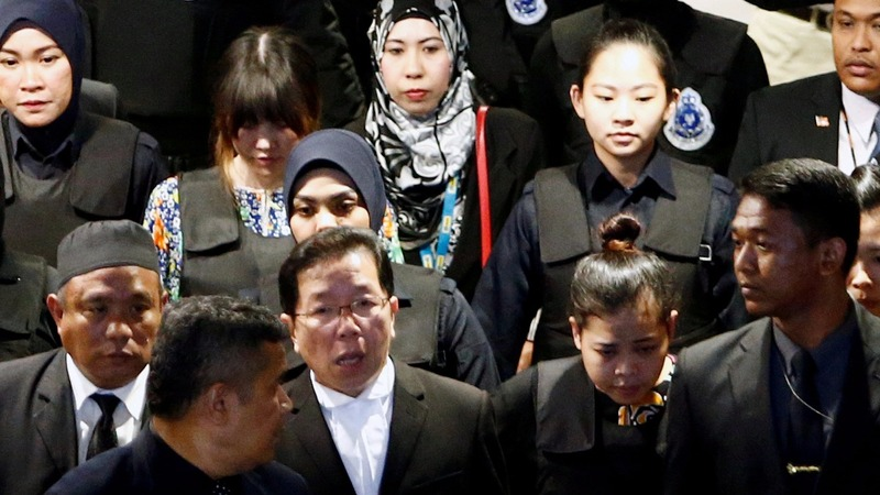 Chaos, drama in Kim brother's assassination trial