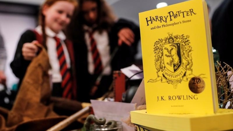 Harry Potter editions work magic for Bloomsbury
