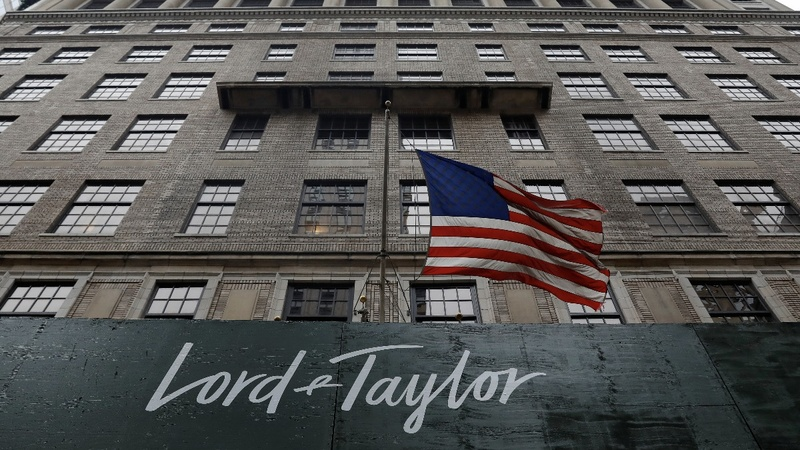 Lord & Taylor landmark to become WeWork headquarters
