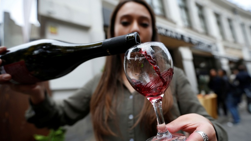 Global wine production 'to hit 50-year low'
