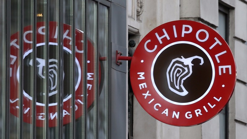 Chipotle says scaling back store openings, and stock drops