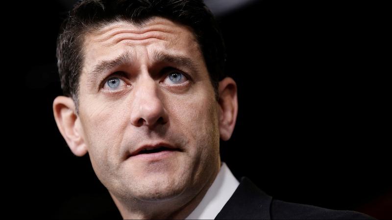 VERBATIM: Paul Ryan salutes Sen. Flake amid Trump spat