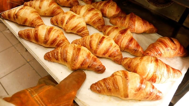 Butter shortfall threatens French croissants