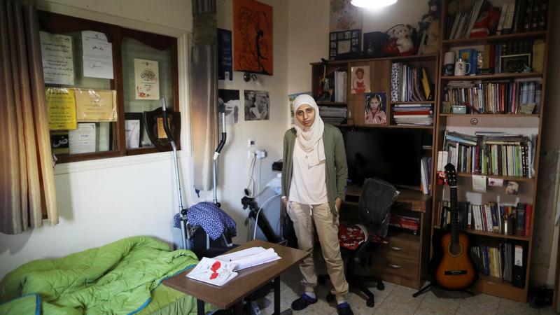 Poem lands Palestinian writer in court