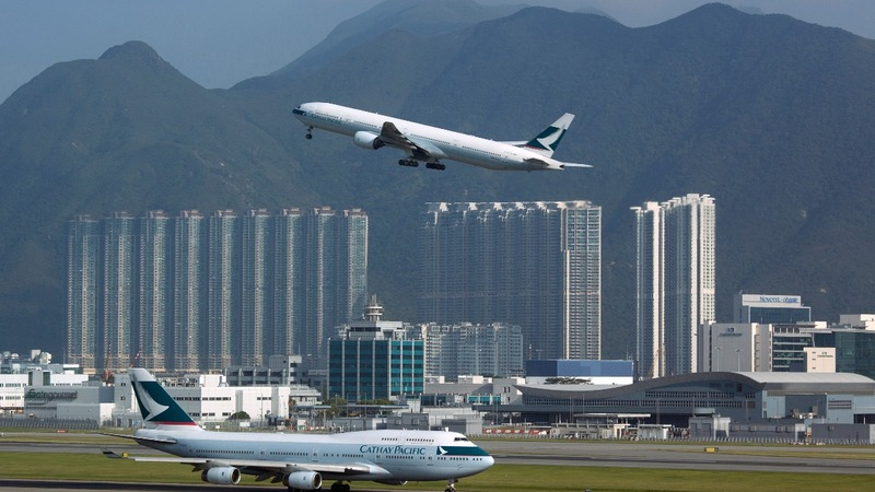 World airports brace as new U.S security rules take effect