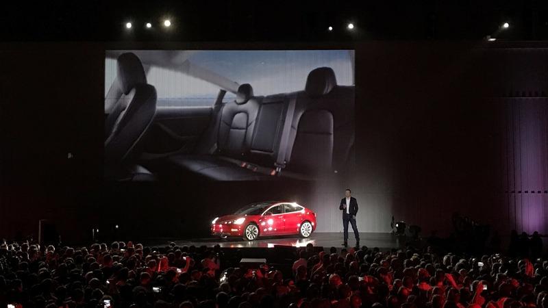 Tesla's seat strategy raises eyebrows