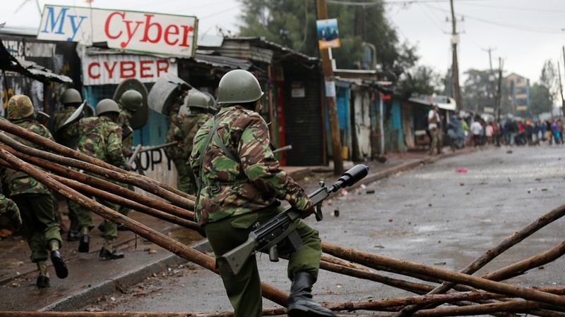 Opposition boycott overshadows Kenya election re-run