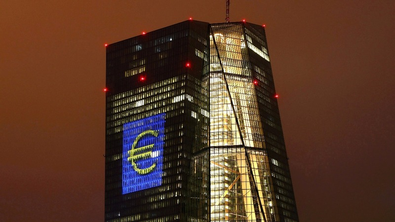 ECB begins weaning Europe off bond-buying stimulus