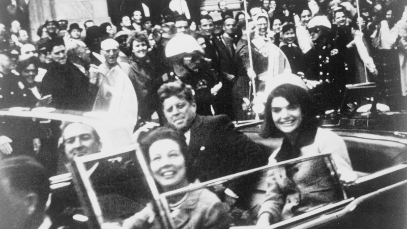 Trump orders some Kennedy assassination documents released