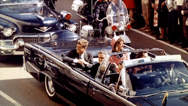Trump releases some but not all JFK files