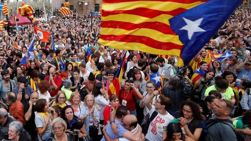 Spain to seize control of rebel Catalonia