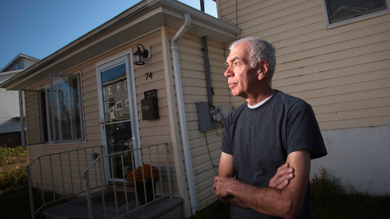 After Sandy, Staten Islanders move to higher and safer grounds​