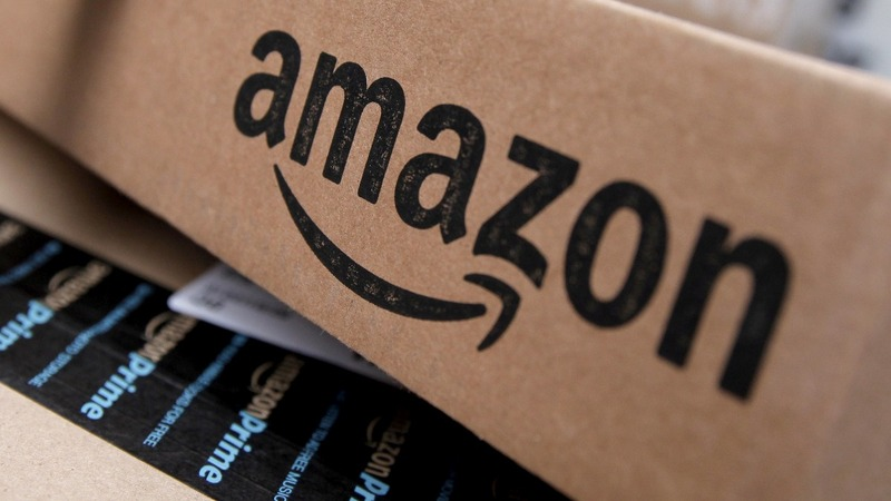 New records for tech as Amazon tops $1,100