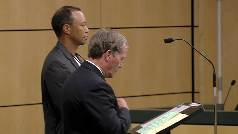 INSIGHT: Tiger woods pleads guilty in Florida court