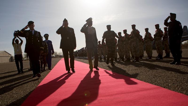 Senate holds hearing on 'use of force' after Niger ambush
