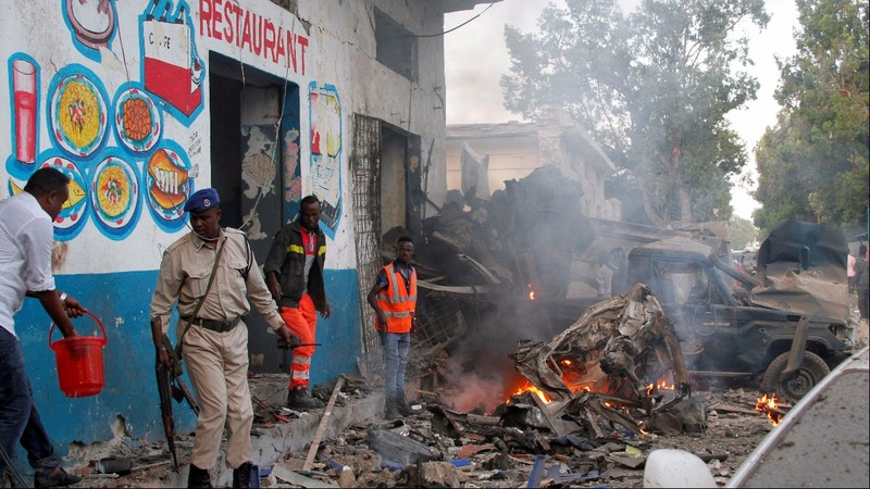At least 29 killed in Somali Islamist attack