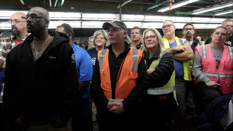 Why a tax windfall likely won't boost U.S. factory jobs