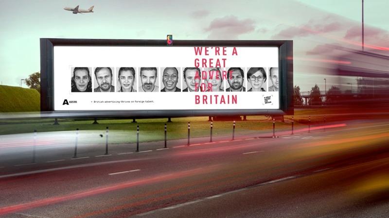 UK advertisers turn Brexit screw on British govt