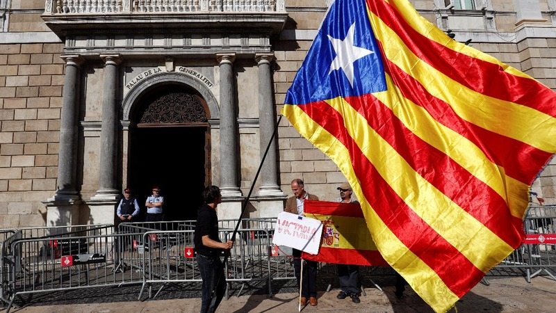 Spanish control tested as Catalan government returns