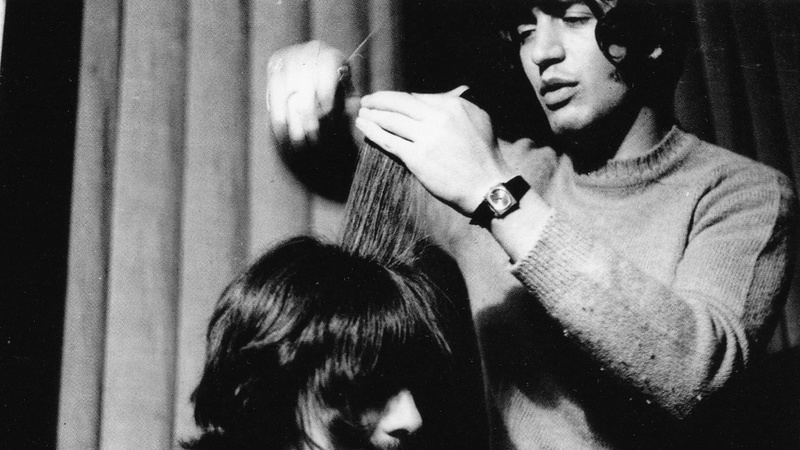 INSIGHT: The man behind the Beatles' hair