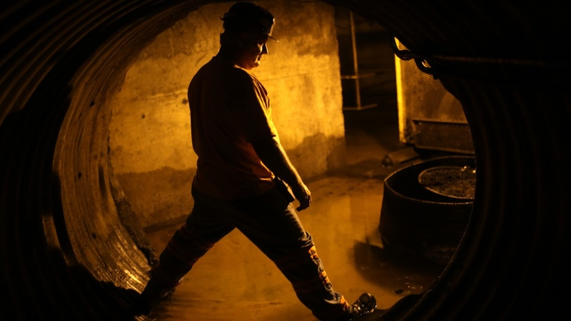 Retraining push stalls as Trump pledges coal mining revival