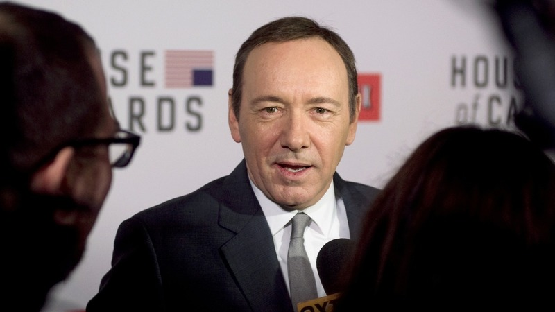 Netflix suspends 'House of Cards'
