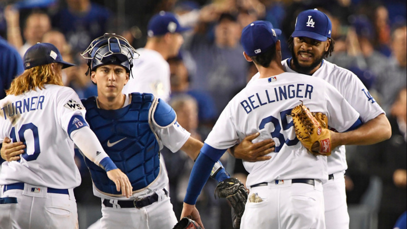 Dodgers beat Astros to force World Series game seven