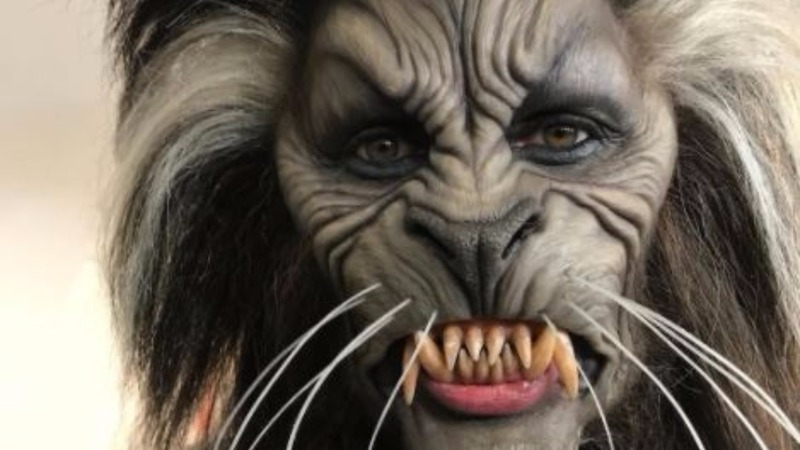 IN PICTURES: Celebs go wild for Halloween