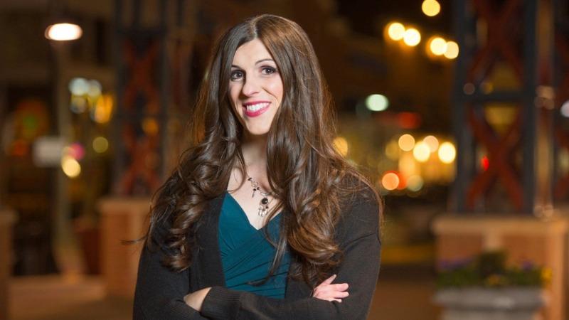 Transgender Democrat seeks to transform Virginia politics