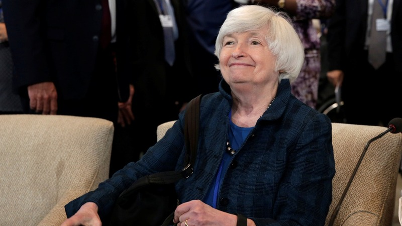 "Fed upgrades economic activity to ""solid rate"""