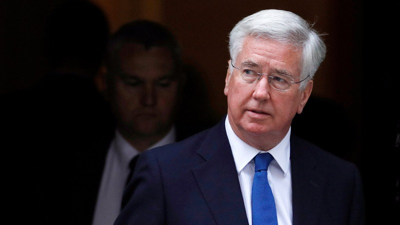 UK defense chief resigns in sexual harassment scandal