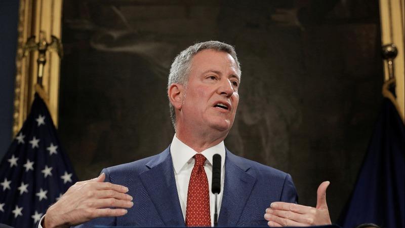 VERBATIM: 'I consider the suspect an enemy of New York City'