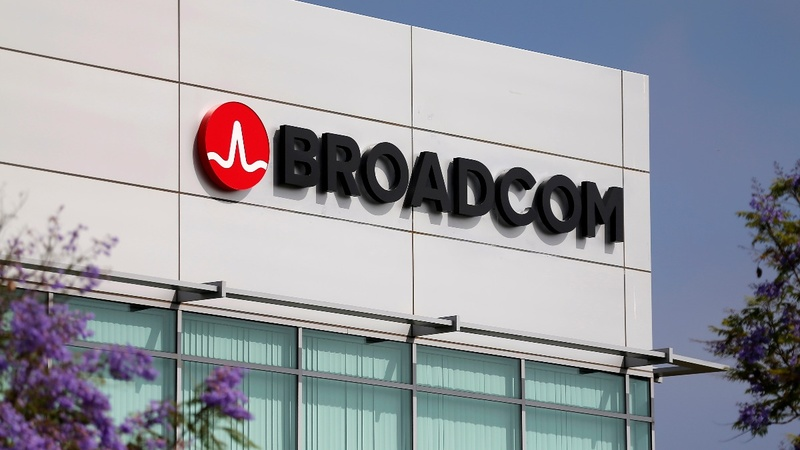 VERBATIM:  Broadcom moving HQ back to the U.S.