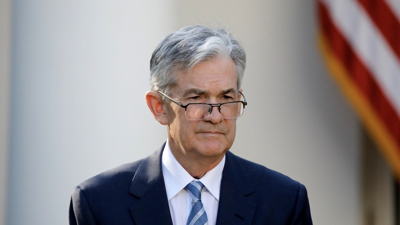 Trump officially taps Jerome Powell as Fed chief
