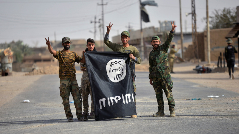 Iraqi forces seize key foothold from Islamic State: PM
