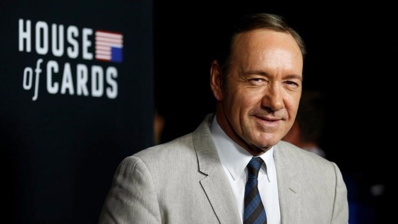 Netflix cuts ties with Kevin Spacey over allegations