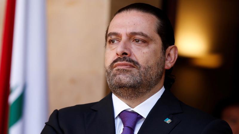 Lebanese prime minister resigns